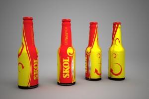 SKOL to use aluminium Impact Bottle by Ball