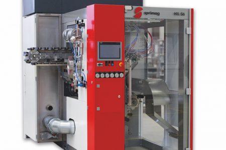 Metpack machine highlight from Sprimag