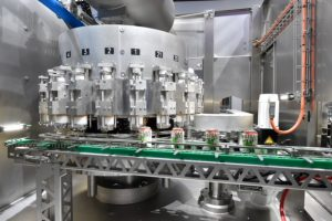 KHS unveils new can filler