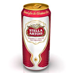 Stella lager given new look for Christmas