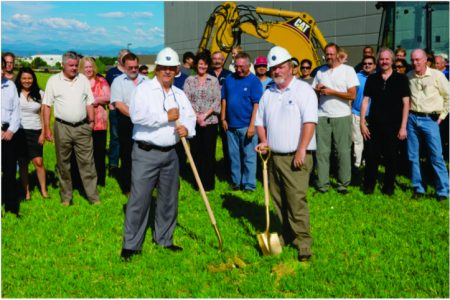Stolle starts major expansion of Centennial plant