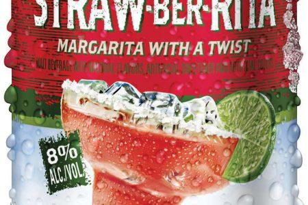 Anheuser-Busch launches Straw-Ber-Rita