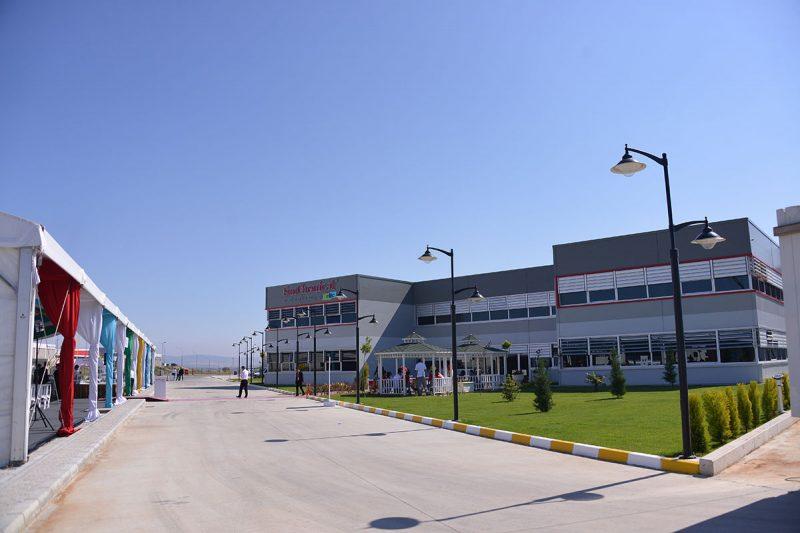 Sun Chemical opens Turkish facility