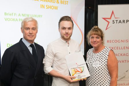 Metal Packaging wins at Starpack Student and Schools Awards