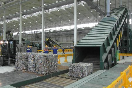 Novelis Asia opens recycling centre