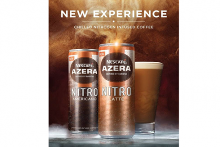 Nestlé brings canned nitrogen-infused coffee to the UK