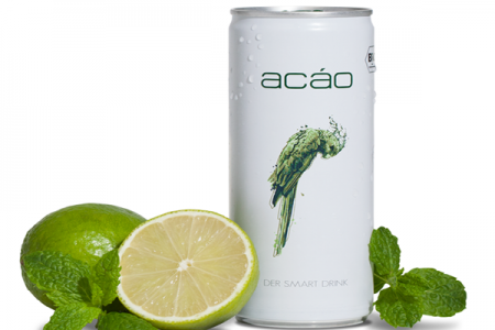 acáo chooses Rexam slim cans