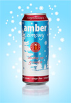 New winter beer in cans from Ball