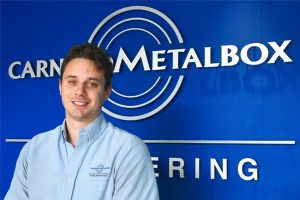 CMB Engineering appoints new sales manager EMEA