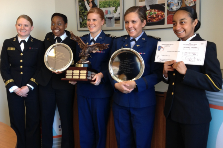 US Air Force granted recycling accolade