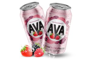 Ball designs AVA Fruit Water Cans