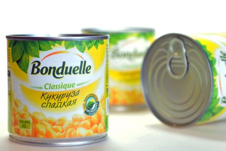 In-house can production for Bonduelle