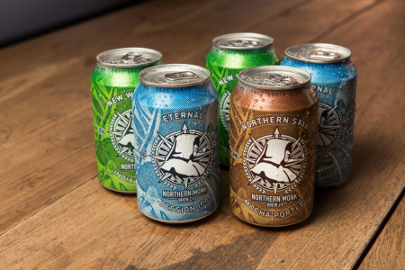 Northern Monk Brew unveils can line