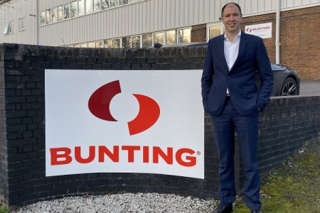 Bunting opens Austrian sales office