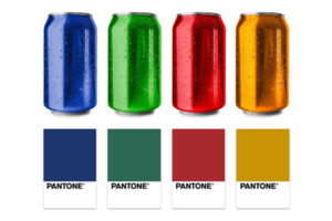 X-Rite, Pantone and Sun Chemical release new metal deco libraries for 2 Piece cans
