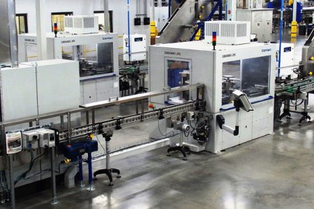 Cantec releases new production machine for cans
