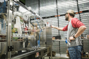 Cask presents beverage can filling systems at BrauBeviale