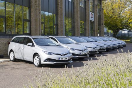 GEW goes green with hybrid cars