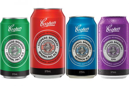 Coopers to can its Sparkling Ale