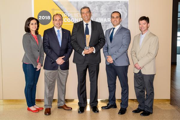 Crown Beverage Packaging Mexico honoured by MillerCoors