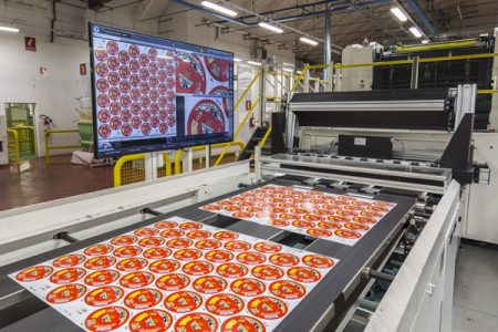 Crown expands use of inspection systems from AVT