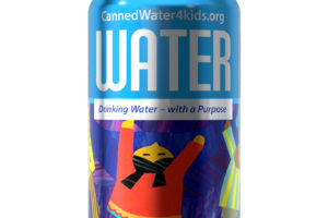 Sensory Analytics becomes sponsor of CannedWater4kids