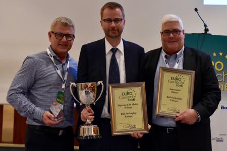 Ball's Strawster scoops Supreme Award