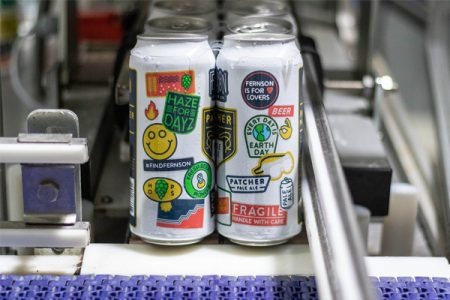 Fernson brewery automates canning line