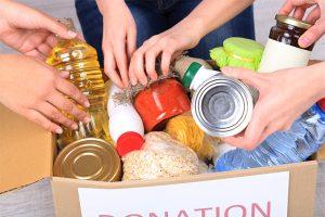 Ball Corporation raise thousands for foodbanks