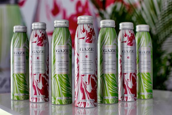 Gaze Wine Cocktails: an innovative new beverage
