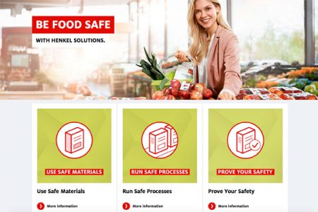 Be prepared to meet changing global food safety requirements