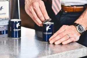 La Colombe and Crown launch MiniVault beverage can