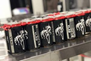Royal Docks step up packaged production for craft beer with WaveGrip
