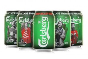 Carlsberg Denmark selects Rexam to produce four new can designs