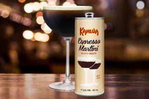 Kahlúa elevates espresso martini with Ardagh nitro cans