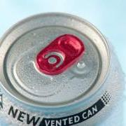 Canada's first vented beer can