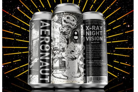 Band and brewery release an album on a beer can