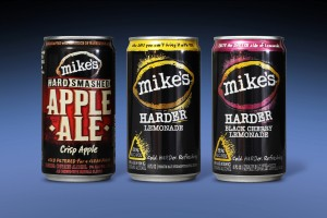 Mike's Hard Lemonade selects cans from Rexam