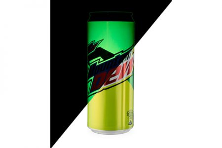 Neon Mountain Dew cans launched in Middle East