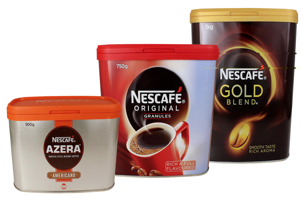Collaboration for coffee packaging