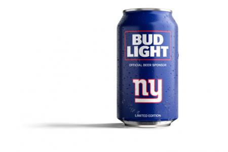 NFL Bud Light team cans return