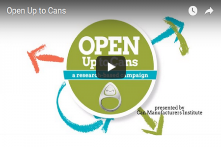 Open Up to Cans