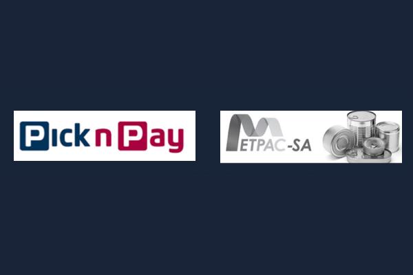 MetPac-SA welcomes Pick n Pay as member