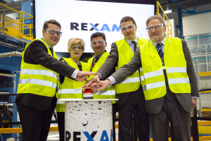 Rexam opens Swiss manufacturing plant