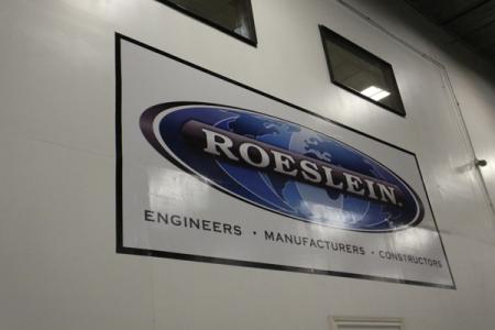 Roeslein's internship programme