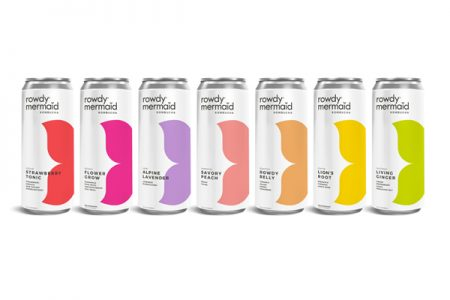 Rowdy Mermaid moves its kombucha range to cans
