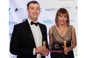 Sencon awarded apprentice employer of the year