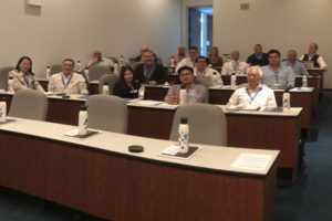 Big turnout for INX International Partners and Distributors meeting