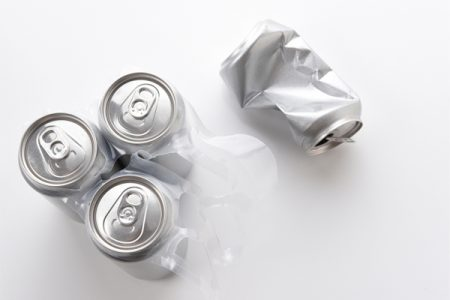 Consumers can now recycle their beverage ring carriers