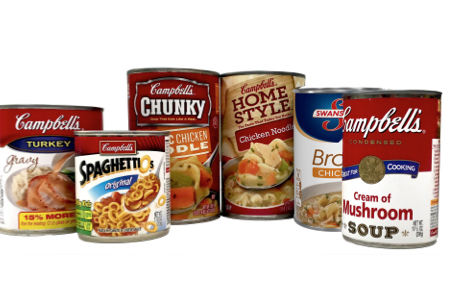 Soups switch to non-BPA lined cans